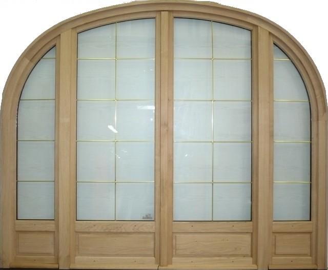 Fen tres et portes menuiseries sur mesure a recouvrement for Porte fenetre bois sur mesure