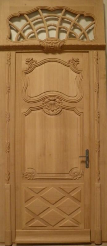 Menuiserie Bois Sur Mesure : Portes d'entr?e – Menuiserie Berthaud